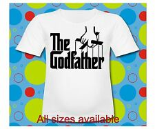 New The Godfather T Shirt All Sizes Godson T Shirt available