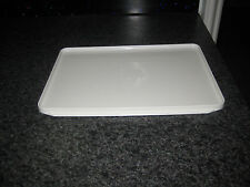 AIRLINE AIRCRAFT CART TROLLEY PLASTIC FOOD TRAY GALLEY FOOD SERVICE 1/2 TRAY