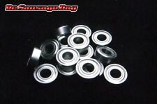 Metal Sealed Ball Bearing For TAMIYA TRAXXAS HPI (10x15x4mm) Do