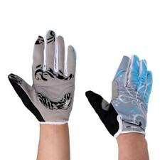 Cycling Full Finger Sport Gloves Wear-resistant Silicone Bike Shockproof Mittens