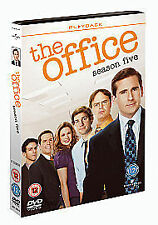 The Office - An American Workplace - Series 5 - Complete (DVD, 2011, 5-Disc Set)