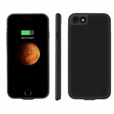 Rechargeable External Battery Backup Power Pack Charger Case Cover for iPhone 7