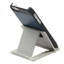 Universal Folding ABS Phone Holder Stand Mount For iPhone iPad Tablet Abundant