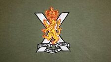BRITISH ARMY ROYAL REGIMENT OF SCOTLAND POLO SHIRT