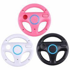 Game Racing Steering Wheel for Nintendo Wii Mario Kart Remote Controller TBK