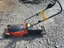 Champion Mains Electric Lawnmower PDCELM1034F 340mm Cutting Blade