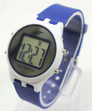 Digital LED Watch Mens womens kids Sports WristWatches Date Alarm backlight Gift