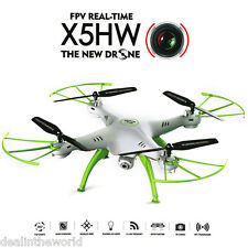 Syma X5HW WiFi FPV HD 0.3MP CAM 2.4GHz 4CH 6 Axis Gyro Quadcopter RTF