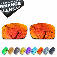 T.A.N Polarized Lenses Replacement for-Oakley Oil Drum - Multiple Options