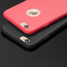 New Ultra thin Slim Rubber Silicone Soft Case Cover For Apple iPhone 5 6s 7 Plus