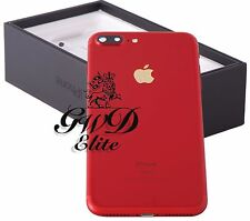 Apple iPhone 7 Plus 128gb Product Red & Crystal Logo SIM Free with BLK Screen