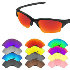 Tintart Replacement Lens for-Oakley Half Jacket XLJ Sunglasses- Multiple Options