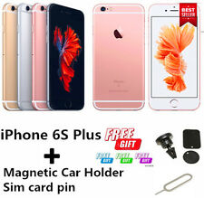 Apple iPhone 6S Plus Unlocked 16GB 64GB 128GB Rose Gold Silver Space Grey *No 1*