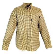 Mens Le Chameau Wells Shirt - Yellow - all sizes - new