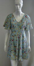 "Chiffon Dress by ""Therapy"" House of Fraser -  Floral Vintage  - Sizes 6,8 & 10"