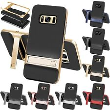 New Ultra-Thin Soft KickStand Protective Case Cover For Samsung Galaxy S8/S8Plus