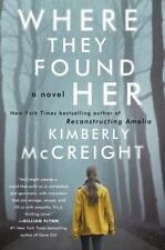 Where They Found Her by Kimberly McCreight (2016, Paperback)