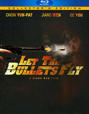 Let the Bullets Fly   *Like New* (Blu-ray Disc, 2012, 2-Disc Set, Coll Edition)