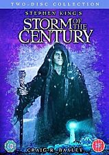 Stephen King's Storm Of The Century (DVD, 2006, 2-Disc Set) Brand New Sealed