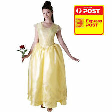 BELLE LIVE ACTION DELUXE COSTUME,
