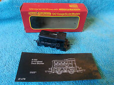 HORNBY 00 Gauge, R.253 0-4-0 Diesel Dock Shunter, with box, untested