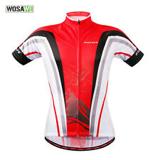 2017 New Sport Team Clothing Short Sleeve Jersey Shirts Bike Cycling Compression