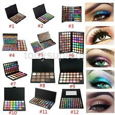 15 40 88 120 Colors Rainbow Eye Shadow Palette Makeup Cosmetic Shimmer Matte Set