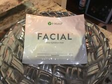 It Works Facial (1 Count) DEEP HYDRATION MASK NEW IN PACKAGE! Amazing Results ✅