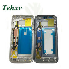 Silver Gray For Samsung Galaxy S7 G930V Middle Frame Housing Bezel Mid Chassis