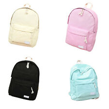 1Pcs Backpack For Girls Women School Travel Bags Canvas Backpacks Fashion Casual