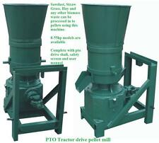 Tractor Drive PTO Pellet Mill