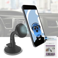 Magnetic Cradle-less Suction Holder Mount For Samsung N7000 (i9220) Galaxy Note