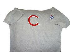 Official MLB Brand New Chicago Cubs  (& Pepsi) T-shirt TShirt - Grey