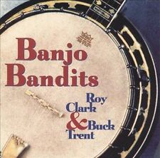 Banjo Bandits by Roy Clark (Cassette, Nov-1994, Universal Special Products)