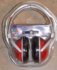 NEW DJ Headphones Earphone Headset Stereo For iPod MP3 PSP DJ