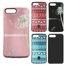 3D Painting Hard TPU Rubber Protective Case Cover Skin For iPhone 7 6/6s Plus