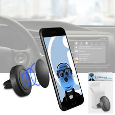 Compact Magnetic Mount Air Vent In Car Holder for Motorola MILESTONE