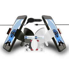 Claw Style Suction Car Holder And Car Charger For HTC Evo 4G