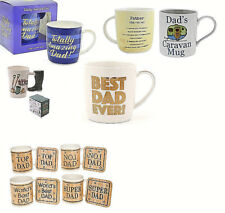 CHINA MUGS FOR DAD SUITABLE FOR  FATHER'S DAY /BIRTHDAY