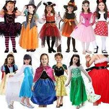 New Girls Princess Fancy Dress Cute dress up Costume Party Child Cosplay Fairy