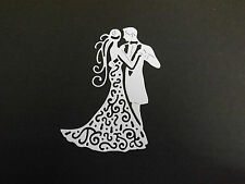 10 Tattered Lace die cuts COUPLE