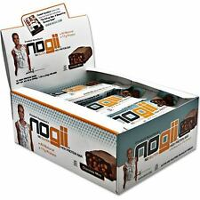 NoGii High Protein Nutritional Bar - Select Flavor - 1.93 oz bars (54g) 12 ct