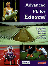 Advanced PE for Edexcel Student Book by David Howe, Andy Ruston, Tim Barry, Fra…