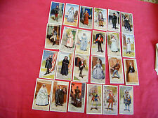 "PICK-A-CARD FROM PLAYERS ""GILBERT & SULLIVAN"" 2ND SERIES 1927 - *REVISED*"