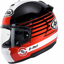 Arai Chaser V Page Red Motorcycle Helmet Size Small SALE CLEARANCE 24HR POST