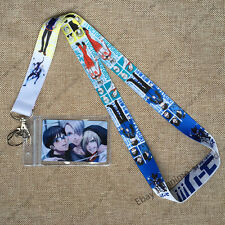 Yuri!!! on ICE  Lanyard Neck Strap & ID Badge Mobile Phone Charms Key Chain New