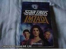 David: IMZADI (STAR TREK: THE NEXT GENERATION) 1st Ed.