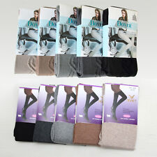 Tights Warm Womens Winter 80% Wool Women Opaque Cashmere Thick Tights Winter