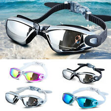 Swimming Goggles Anti Fog UV Protection Adult Swim And Diving Waterproof Glasses