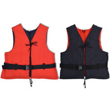 Buoyancy Aid Life Jacket Vest Safety Aid Watersports 50 N Navy Blue/Red 8 Sizes